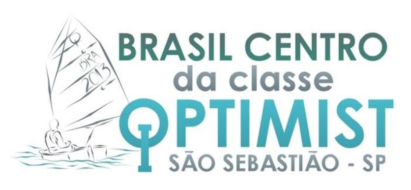 Brasil Centro da Classe Optimist 2013 - São Sebastião SP