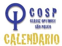 Logo COSP Calendário