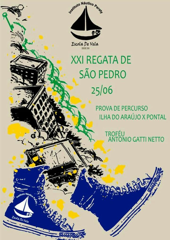 REGATA DE SÃO PEDRO - ILHABELA