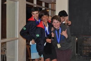 3º - Equipe YCSA 4 (preta)