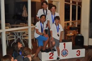 2º - Equipe YCSA 1 (branca)